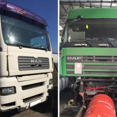 PIESE DAF XF105.460 / MAN TGA 18.440 - Dezmembrari camioane