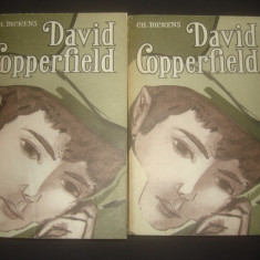 CH. DICKENS - DAVID COPPERFIELD 2 volume