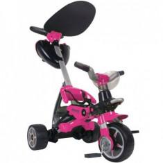 Tricicleta Bios 2 In 1 Girl - Tricicleta copii Injusa