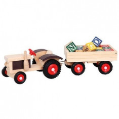 Tractor Abc - Masinuta Bino