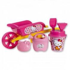 Roaba Cu Jucarii De Nisip Hello Kitty Androni Giocattoli - Jucarie nisip