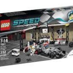 Lego Speed Champions 75911 McLaren Mercedes Pit Stop Oprirea la boxe McLaren NOU