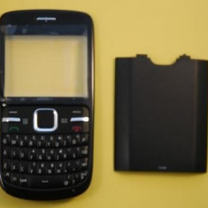 Carcasa Fata spate tastatura Nokia C3