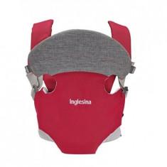 Marsupu Frontal - Red - Marsupiu bebelusi Inglesina