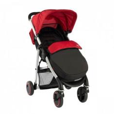 Carucior Blox Pop Red cu Junior Baby Sport Luxe - Carucior copii 2 in 1 Graco