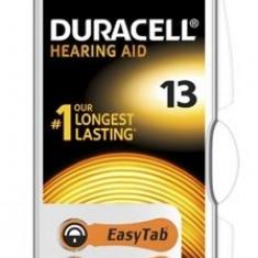 Baterie Duracell pentru aparat auditiv DA 13 AG 5 6buc