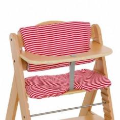 Pernita Pentru Scaunele De Masa Alpha Red Stripe Hauck