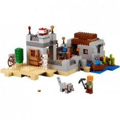 Lego® Minecraft Avanpostul Din Desert - 21121