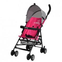 Carucior sport DHS BuggyBoo roz - Carucior copii Sport
