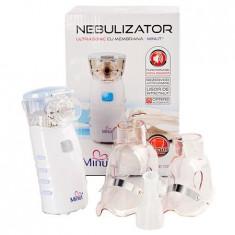 Nebulizator Ultrasonic Minut Cu Membrana Mesh - Aparat aerosoli copii