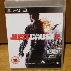 PS3 Just cause 2 - joc original by WADDER - Jocuri PS3 Eidos, Actiune, 16+, Single player