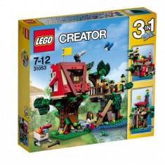 Lego Creator Aventuri In Casuța Din Copac L31053