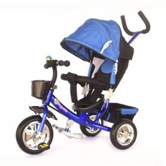 Tricicleta Agilis Navy - Tricicleta copii Skutt