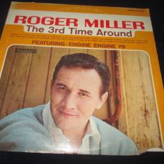 Roger Miller - The 3rd Time Around _ vinyl, LP, album, SUA - Muzica Country Altele, VINIL