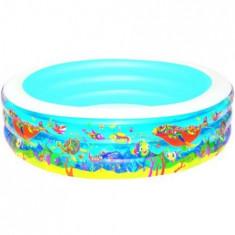 Piscina Gonflabila cu 3 Inele Play Pool - Piscina copii Bestway