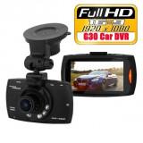 "BLACK FRIDAY! CAMERA AUTO G30 Full HD 170° Novatek 2.7"" NightVision, G-sensor. - Camera video auto Novatek, 32GB, Normal, Single, Senzor imagine MP CMOS: 5"