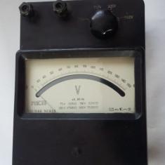 VOLTMETRU AEM 75V/150V/300V/600V.