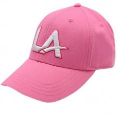 Sapca La Gear Baseball Roz - Ladies Jr - Reglabila - Bumbac - Detalii in Anunt - Sapca Copii