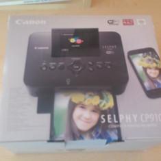 Imprimanta foto canon selphy cp910