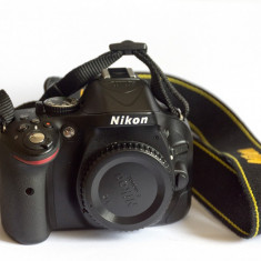Vand Nikon D5200 Body - DSLR Nikon