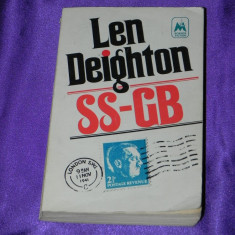 Len Deighton - SS-GB Marea Britaniue sub nazisti 1941 science fiction (f0364 - Carte SF