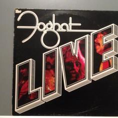 FOGHAT - LIVE (1977/WARNER REC/RFG) - Vinil/Vinyl/Rock - Muzica Rock
