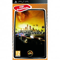 Joc PSP Play Station Portable - NFS NEED FOR SPEED UNDERCOVER - Jocuri PSP Ubisoft, 16+