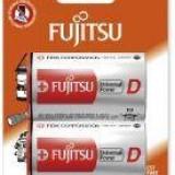 Fujitsu Baterie Fujitsu Alkaline Universal Power FU-LR20-2B, LR20/D, 2 bucati pachet - Baterie Aparat foto