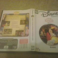 Disney Classics - Disney's Villian's revenge - PC - Jocuri PC Disney, Actiune, 3+, Single player