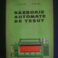 I. LEVCOVICI, M. MACOVEI - RAZBOAIE AUTOMATE DE TESUT