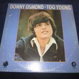 Donny Osmond -  Too Young _ vinyl,LP,album,SUA, VINIL