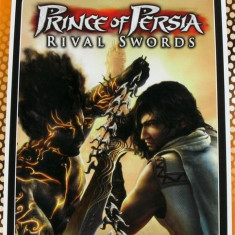 Joc PSP Play Station Portable - PRINCE OF PERSIA * RIVAL SWORDS - Jocuri PSP Ubisoft, 16+