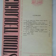 STUDII TEOLOGICE NR 4-6 ,IULIE -DECEMBRIE ANUL 1994