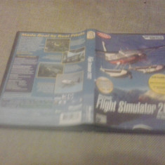 Microsoft Flight Simulator 2002 - PC - Jocuri PC Microsoft Game Studios, Simulatoare, 3+