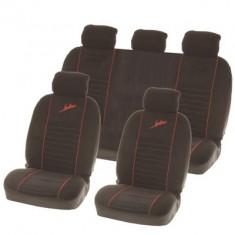 Huse scaune Seat Altea set huse auto fata si spate Montreal - Husa scaun auto