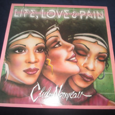 Club Nouveau – Life, Love & Pain _ vinyl(LP, album) SUA - Muzica R&B warner, VINIL