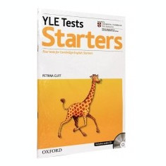 Starters.Cambridge YLE Tests, Student's Book and Audio CD Pack - Certificare