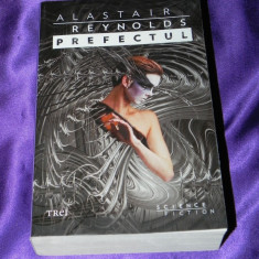 Prefectul - Alastair Reynolds (f5006 - Carte SF