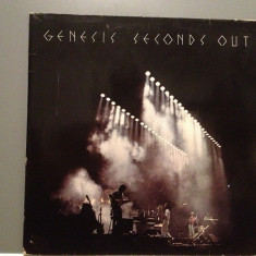 GENESIS - SECONDS OUT - 2LP SET(1977/CHARISMA /RFG) - Vinil/Vinyl/Impecabil (NM) - Muzica Rock virgin records