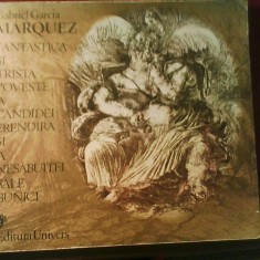 Gabriel Garcia Marquez Erendira, ed. ilustrata de Dodi Teodorescu Romanati - Carte de lux