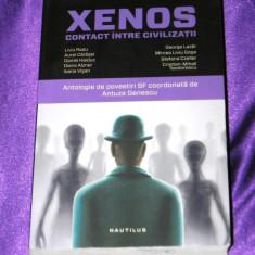XENOS Contact intre civilizatii - Antologie de povestiri sf (f1002