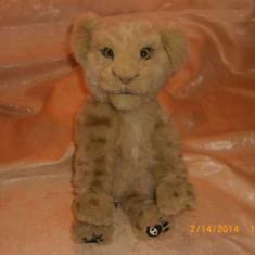 Pui de leu interactiv animatronic WowWee Alive Cubs - Jucarie interactiva Altele