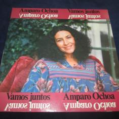 Amparo Ochoa – Vamos Juntos _ vinyl(LP, album) Olanda - Muzica Latino Altele, VINIL