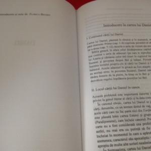 BIBLIA- SEPTUAGINTA 6/II- CĂRȚILE PROFEȚILOR IEZECHIEL ȘI DANIEL