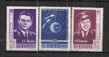 Romania.1962 Vostok 3 si 4   AX.278, Nestampilat