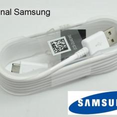 Cablu Date MicroUSB Samsung ECB-DU4EWE KD1F912DSE Alb Original - 1, 5 metri - Cablu de date