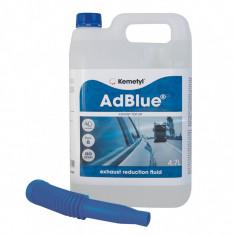 Solutie ADblue Kemtyl 4.7 L, conform standardelor Euro VI - Solutie curatat bord Auto