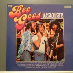 BEE GEES - MASSACHUSETTS (1973/ PICKWICK / ENGLAND) - Vinil/Vinyl/Impecabil (NM) - Muzica Pop universal records