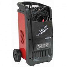 Robot pornire si redresor baterie auto 12V 24V 360A 50KW, incarcator acumulator CD-500 - Redresor Auto