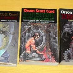 Seria Jocul lui Ender Xenocid vorbitor in numele mortilor - Orson Scott Card - Carte SF
